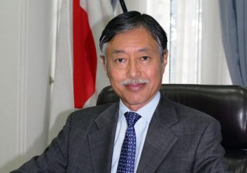Ambassador of Japan