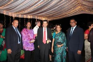 JAGAAS Executive Committee bid farewell (2)